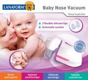 Бебешки вакуум за нос Lanaform Baby nose vacuum