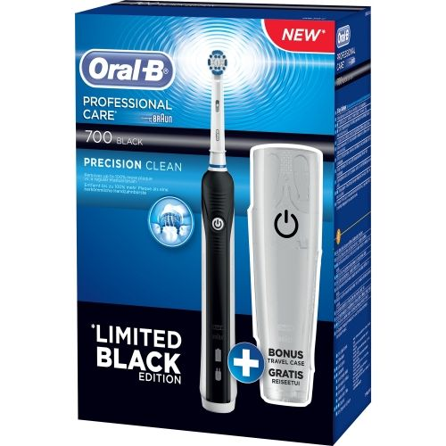 braun oral b 700 black edition. Black Bedroom Furniture Sets. Home Design Ideas