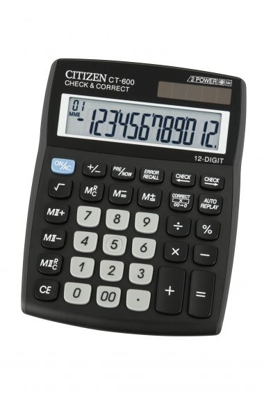 Калкулатор Citizen CT 600 J