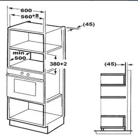 Микровълнова печка за вграждане  Midea AG-925BVW