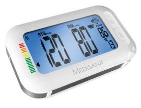 Апарат за измерване на кръвно налягане с Bluethooth 2 в 1 Medisana BU 575 connect, Германия