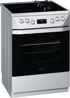 Стъклокерамична готварска печка Gorenje EC67337AXG