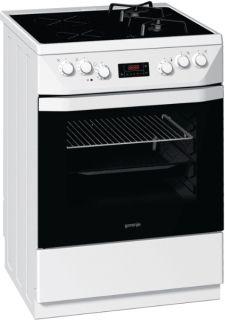 Готварска печка Gorenje KC 67130 BW