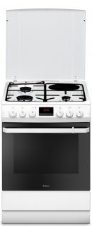 Комбинирана готварска печка Hansa FCMW 63008010