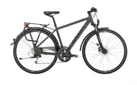 "Велосипед Sprint ADVENTURE MAN 28""x53cm, GREY MT - Нов модел"