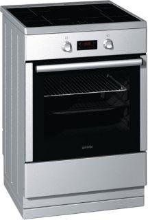 Електрическа печка с индукционен плот Gorenje EIT67422AX