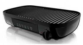 Настолен грил Philips HD4417/20 Ribbed plate 2000 W
