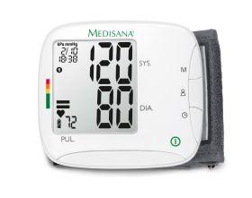 Апарат за измерване на кръвно налягане  Medisana BW 310, Германия + подарък Електронен термометър Ecomed TM-62E, Medisana AG Германия