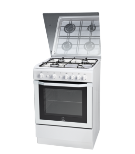 Готварска печка Indesit I6E5H2E(W)/EX