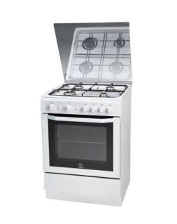 Газова готварска печка Indesit I6GG1G(W)/UA