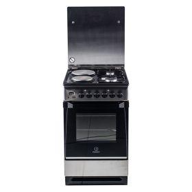 Газова готварска печка Indesit I5GG1G W U