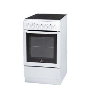 Стъклокерамична готварска печка Indesit I5V62A W EU