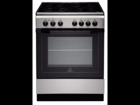 Стъклокерамична готварска печка Indesit I6V6C1A.H W FR