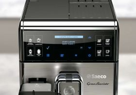 Кафеавтомат Saeco PicoBaristo Steel, Black HD8927/09