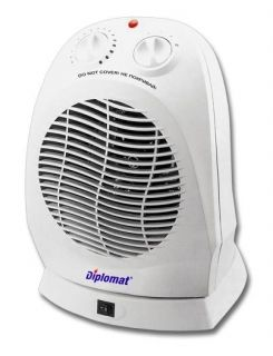 Вентилаторна печка Diplomat DPL VT 3008