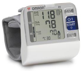 Апарат за измерване на кръвно налягане Omron R6