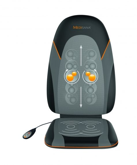 Масажираща седалка Medisana Shiatsu Massage Cushion MC 830