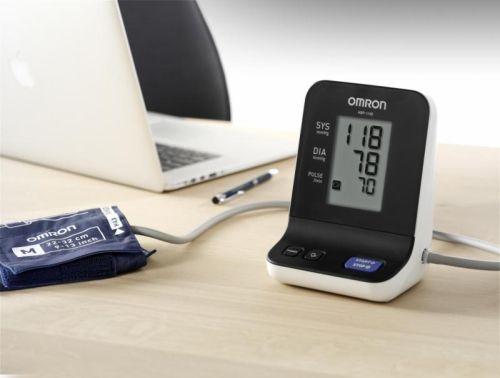 Професионален апарат за измерване на кръвно налягане Omron..