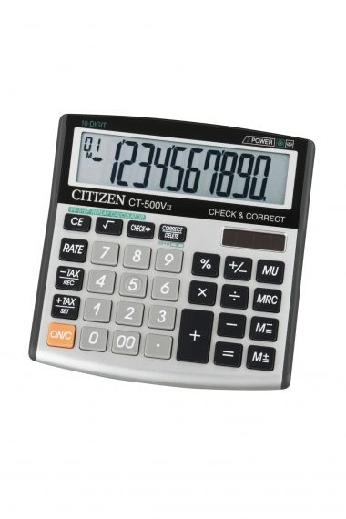 Калкулатор Citizen CT 500 V