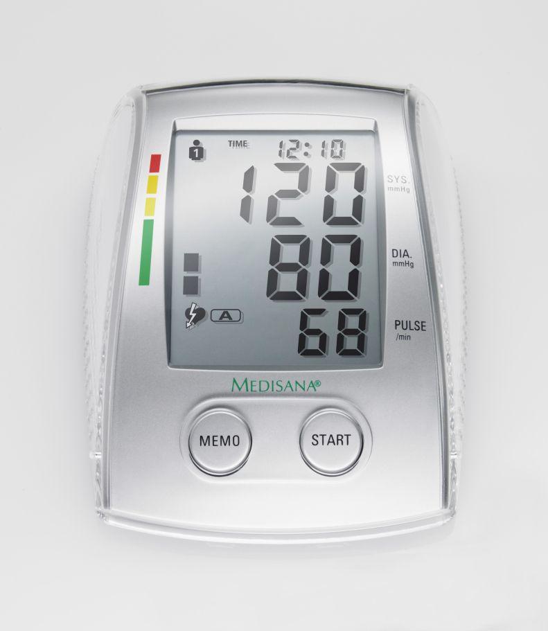 Medisana MTX - Апарат за измерване на кръвно налягане..
