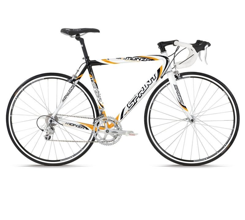 Велосипед Sprint MONZA RACE, 700Cx57cm, WHITE   ШОСЕЙНИ ...