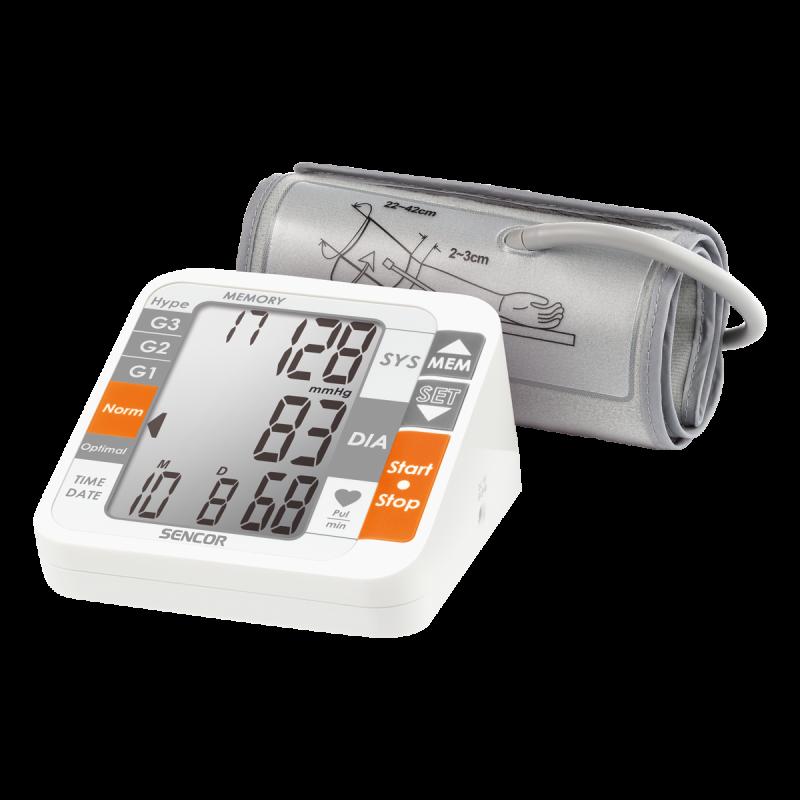 Апарат за измерване на кръвно налягане Sencor SBP 690..