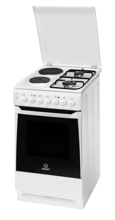 c23d10c98ca Комбинирана готварска печка Indesit KN3N11S (W) | ГОТВАРСКИ ПЕЧКИ НА ...