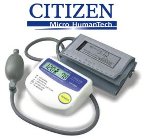 Апарат за измерване на кръвно налягане Citizen CH 308B..