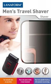 Самобръсначка LANAFORM Men's travel shaver