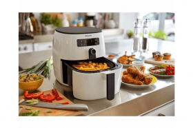 Уред за мултифункционално готвене Philips HD9640/00 Viva Collection Airfryer