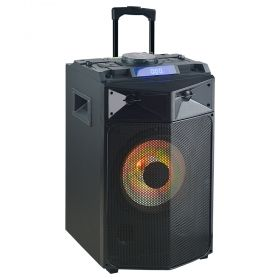 Парти аудио система Xmart DJ-X1, 100W, Bluetooth, Караоке, DJ ефекти