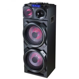 Парти аудио система Xmart DJ-X2, 150W, Bluetooth, Караоке, DJ ефекти