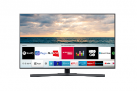 "Телевизор SAMSUNG 43RU7402, 43"" (108 см), LED SMART, 4K Ultra HD"