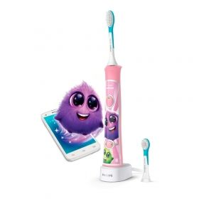 PHILIPS ЕЛ. ЧЕТКА ЗА ЗЪБИ SONICARE HX6352/42 FOR KIDS