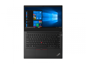 "Лаптоп Lenovo ThinkPad E14 Intel Core i3-1115G4 (3GHz up to 4.1GHz, 6MB), 8GB DDR4 3200MHz, 256GB SSD, 14"" FHD (1920х1080), AG, Integrated Graphics, WLAN ac, BT, FPR, 720p HD Cam, 3 cell, Bcklt KB, DOS, Black, 3Y"