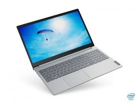 "Лаптоп Lenovo ThinkBook 15 G2 Intel Core i3-1115G4 (3GHz up to 4.1GHz, 6MB), 8GB DDR4 2666MHz, 256GB SSD, 15.6"" FHD (1920x1080), IPS, AG, Intel UHD Graphics, WLAN ac, BT, 720p Cam, Mineral Grey, KB Backlit, FPR, 3 cell, DOS, 2Y"