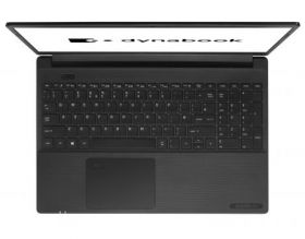"Лаптоп Dynabook Toshiba Satellite Pro L50-G-1CQ Intel Core i7-10510U(BGA), 15.6"" FHD AG, 8GB DDR4 2666 (1x8GB), 2.5 SATA 1T 5400 + M.2 PCIe 512G SSD (v), shared graphics,HD Camera w/ MICx2, BT, Intel 11ax+acagn,4 cell Batt, Black No OS"
